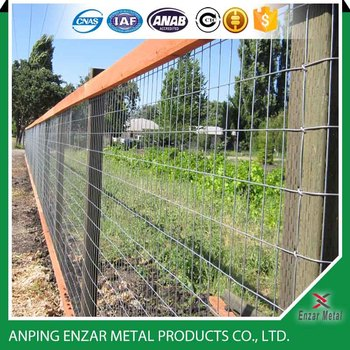 Durable Welded Wire Mesh Fencing AnPing