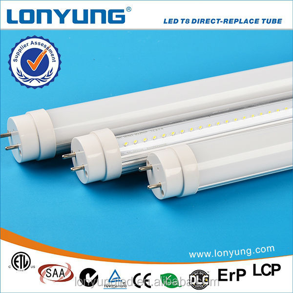 18w 4FT 120cm direct-replace t5 tube5 led light tube 90cm fluorescent lamp tube with DLC ETL TUV SAA CE ROHS DLC LCP approval