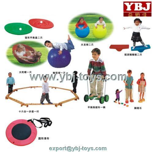 Children Sensory integration training toys