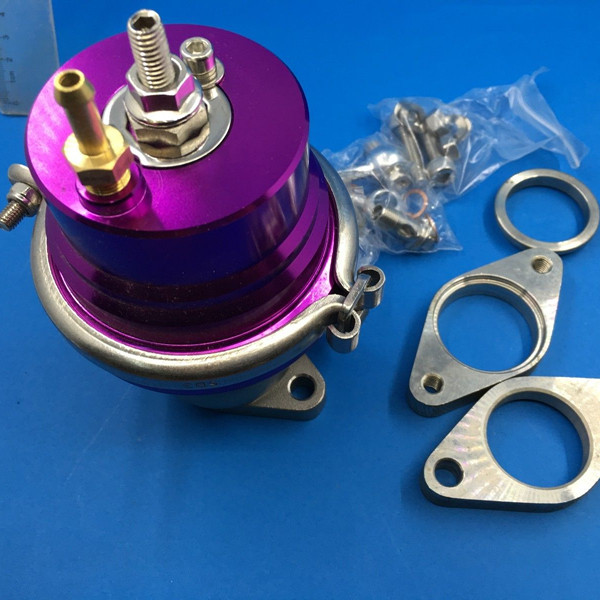 High Performance purple Color Adjustable Universal 38mm <strong>External</strong> <strong>Wastegate</strong>
