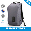 Custom mens fashion sports waterproof travelling canvas hiking laptop backpack bag outdoor