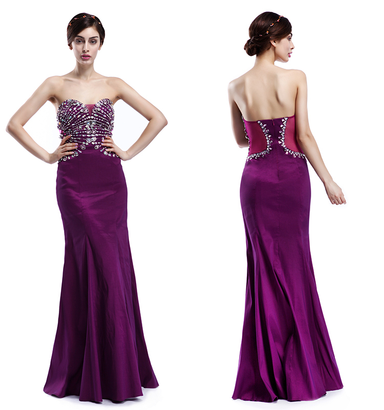 Tall Cocktail Dresses With Beads 71