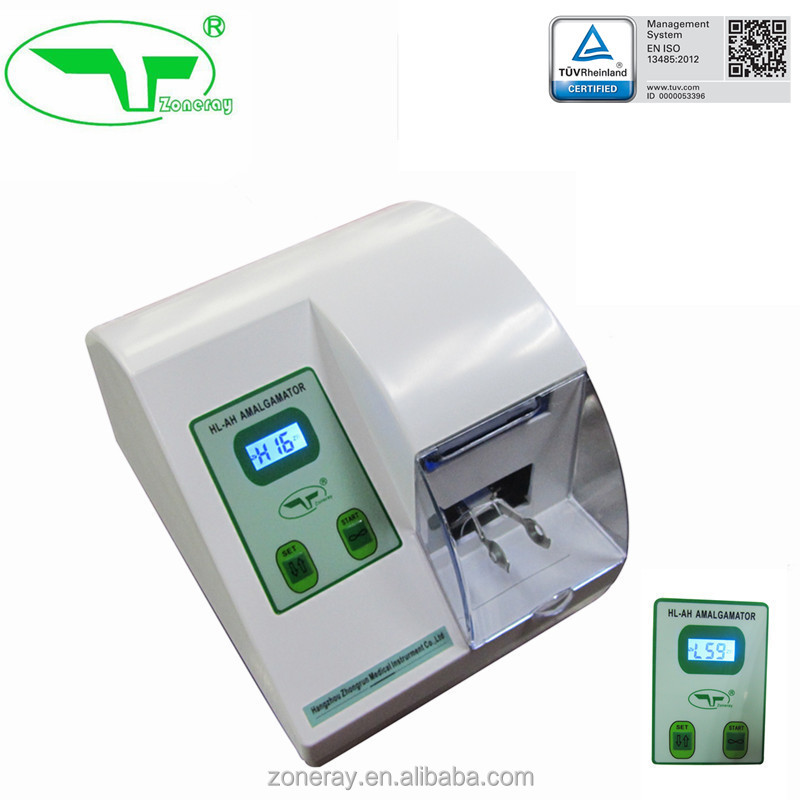 High Quality Zoneray Dental Supplier Amalgamator Dental CE Approved