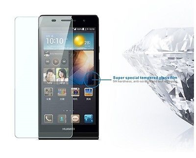 NEW CLEAR HARD TEMPERED GLASS SCREEN GUARD PROTECTOR CRACK SAVER FOR mobile phone