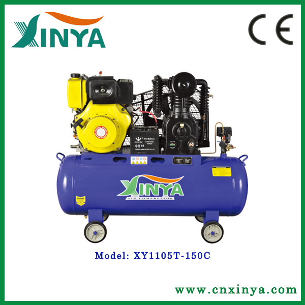 air compressor diesel engine