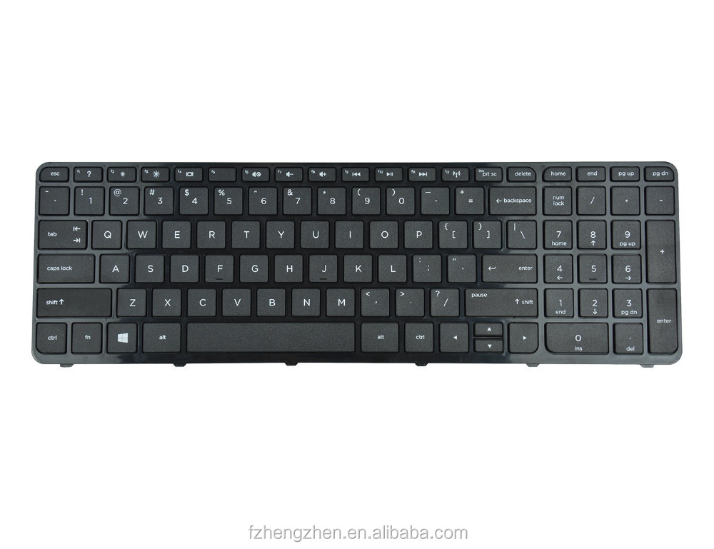Replacement Laptop Keyboard For HP Pavilion 15E 15N 15T 15-N 15-E 15-E000 15-N000 15-N100 15T-E000 15T-N100 15-e087sr 708168-001