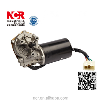 24V DC Motor /12 volt motor with Hall Encode (NCR-1221)