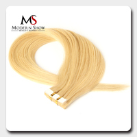 New style and hot sale tape hair extensions very nice lustre no tangled