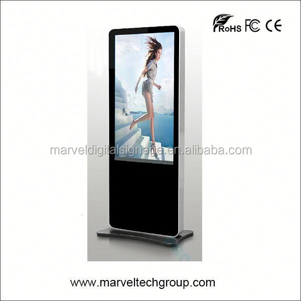 55 Inch Stand Alone Marvel Good Quality bus color design