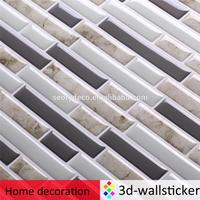 Good quality stick and go resin soft board art decoration for living room