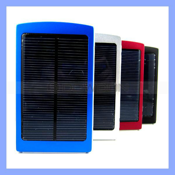 Portable Mobile Charger Solar Phone Charger