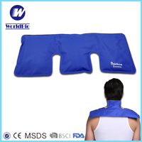 Nylon Hot Cold Pack / Cold Hot Pack Bag / Medical Compress Bag / Soft Ice Pack