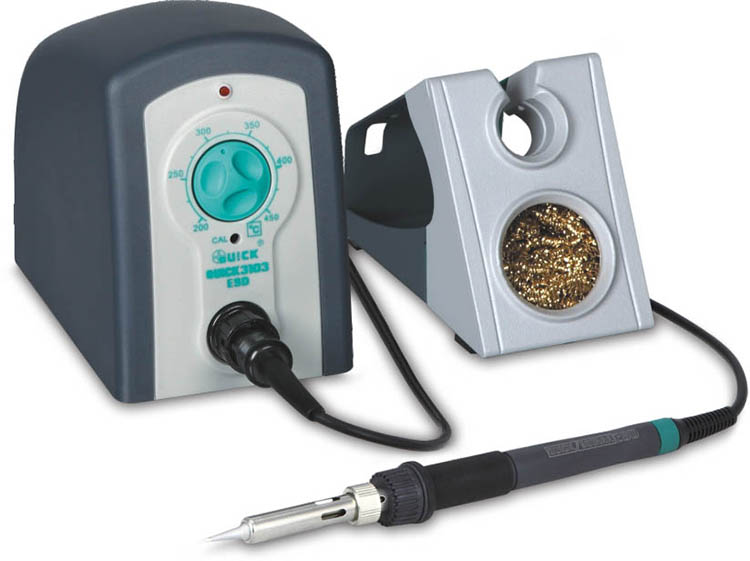 QUICK 3103 cell phone soldering station