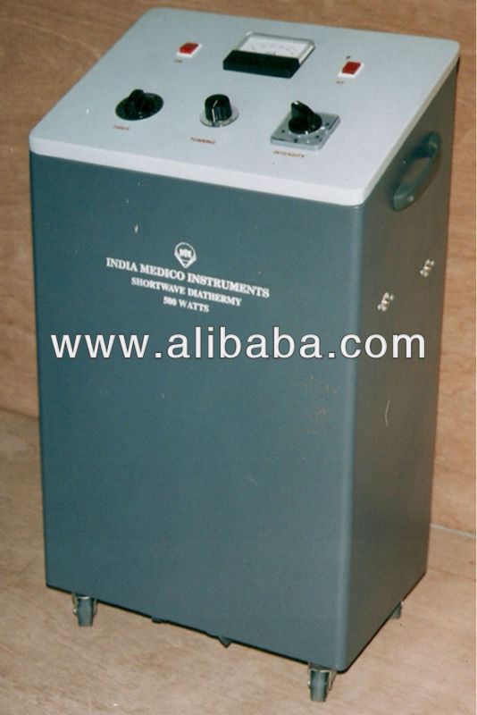 SHORTWAVE MEDICAL DIATHERMY-500w. with Fan Physiotherapy Equipment product