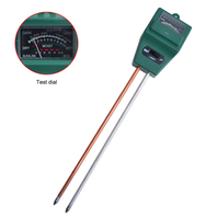 Plant Flowers 3in1 PH Soil Tester&Moisture&Light Meter