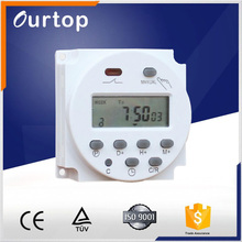 programmable digital timer switch 12 volt dc 16A Trade Assurance