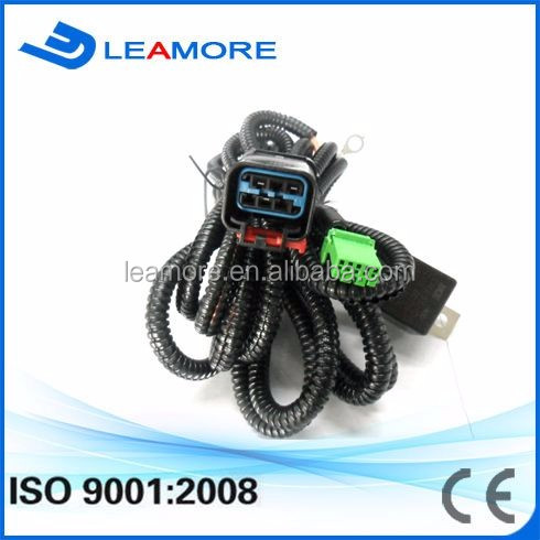 automotive oem wire connector with better waterproof auto wire harness view automotive wire