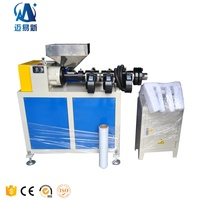 SJ25/30/45 Mini Small Laboratory Plastic Single Screw Extruder