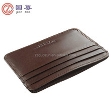 Promotion Custom Smart Wallet Credit Card Holder Wallets
