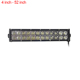 WaterProof thin LED Light Bar car truck 12V 24V offroad Driving tractor working 36W 72W 120W 180W 240W 288W 300W