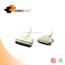 SCSI Cable Demi Pitch 50 Male Vers 50 Centronic Male 1 Matre