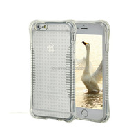 Ultra thin shockproof mobile phone case,corner air cushion crystal clear case for iphone 6