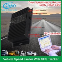 Factory Bus Car Speed Limiter Controller With GPS GPRS Tracker