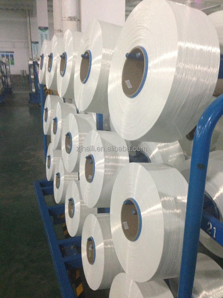 100% Recycle Polyester FDY yarn (Factory direct Sale)