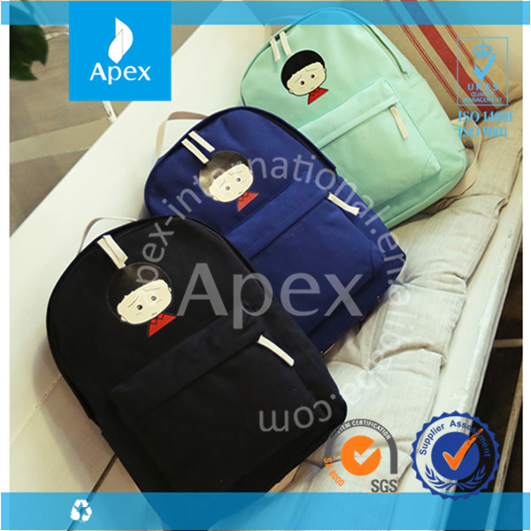 Hottest Cute Cartoon Candy color active school bags