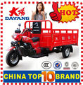 China BeiYi DaYang Brand 150cc/175cc/200cc/250cc/300cc Electric Three wheel Electric Motorcycle Automatic