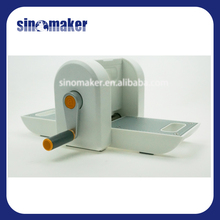 big shot cutting dies machine for craft paper embossing die making