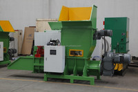 TR-HM-400 EPS Hot melting recycling machinery