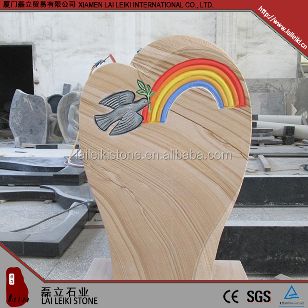 Best sale high quality yellow wood sandstone