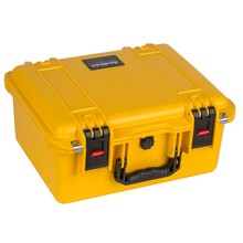 China oem/odm hard ABS waterproof tool case plastic tool box with foam