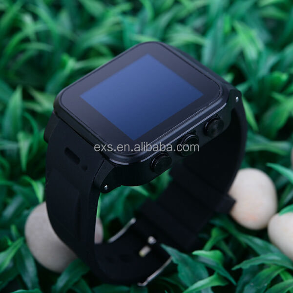 Android Touch Screen black Cheap Smart Watch Bluetooth Phone
