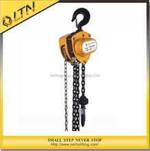 High quality CH-WD Type chain pulley block0.5T-20T/hand chain hoist/OEM hoist