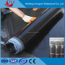 modified bituminous waterproofing membrane for roof