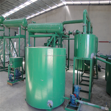 ZSA used waste engine oil refining machine