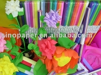 Crepe Paper for decorate and party