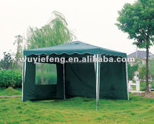 6x3m car parking canopy tent/ gazebo/ with window