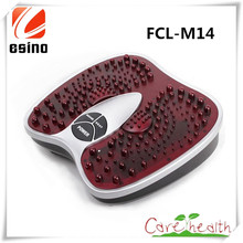 Multifunction Air Pressure Electric Stimulation Vibrating Blood Circulation Foot Massage Machine