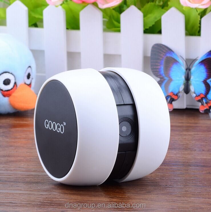 GOOGO Wifi Camera Wireless IP camera mini Portable Baby Monitor for IOS /Android