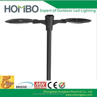80W Aluminium COB LED Gardenlighting housing led garden light parts (HB-035-05)/ led lamp parts