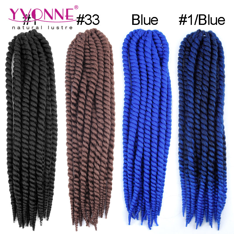 Best Selling Products Havana Mambo Twist Crochet Braids With Synthetic Hair