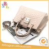 China crocodile handbag wholesalers,women leather handbag alibaba shopping