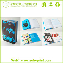 Lowest printing price custom design print service chinese motorcycle catalog