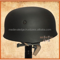German paratrooper Helmet M38 Black