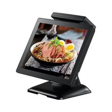 Elanda hottest double touch screen all-in-one POS/all in one pos