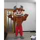 bull muscle animal mascot costume