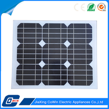 High Quality High Voltage Circular Solar Panel